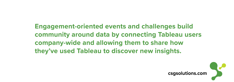 Tableau Blueprint- Community